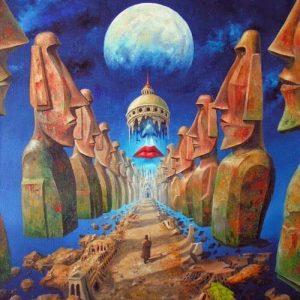 Artwork by Jaroslaw Jasnikowski