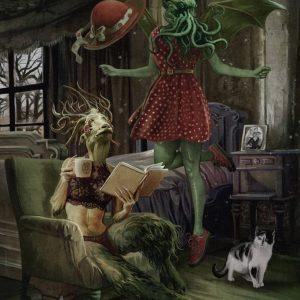 Artwork by Piotr Sokolowski